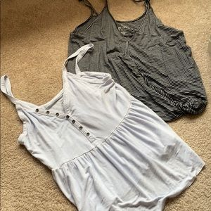 Set of 2 AEO soft and sexy tanks